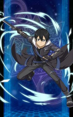 I'm pissed at Sinon because she likes kirito because Kirito is with Asuna and will stay that way