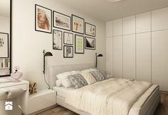 Zdj?cie: Sypialnia styl Skandynawski