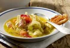 Bouillabaisse - Französische Fischsuppe Rezept