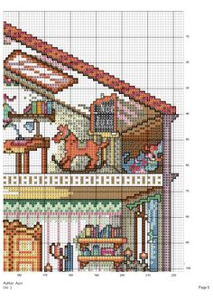 Doll House (Top-Right) #4/9Gallery.ru / Фото #20 - Домик 2 - Mosca