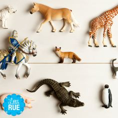 Schleich Kids' Toys & Figurines. #LittleRue