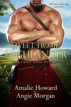 Mes Livres: Sweet Home Highlander (#1 Tartans & Titans) Amelie...