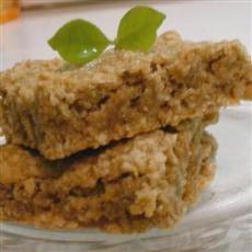 Apple Oatmeal Bar Cookies - Looks good!