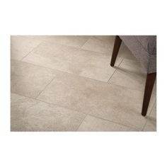 MARAZZI Authentica Fog 12 in. x 24 in. Glazed Porcelain Floor and Wall Tile (15.60 sq. ft. / case)-AU991224HD1P6 - The Home Depot