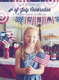 A Patriotic 4th of July   A Free Banner