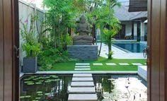 balinese garden at its best