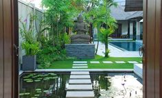 balinese garden at its best