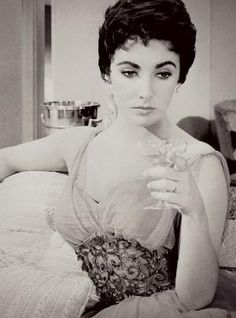 Elizabeth Taylor in 'The Last Time I Saw Paris', 1954. by FutureEdge