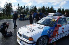 GTA V race car at knockhill