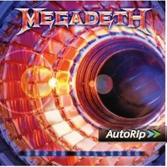 Megadeth's brand new album Super Collider the perfect gift for the Rock lover!  #christmas #gift #ideas #present #stocking #santa #music #megadeth