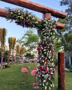 Boda Alicia en el país de las maravillas  boda temática, bodas de díseño paraíso bacalar