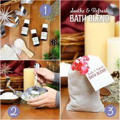 Soothe & Refresh Bath Blend Recipe