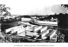 AFFONSO REIDY PEDREGULHO   Emmanuelle et Laurent Beaudouin - Architectes