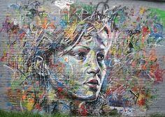 London, UK Artist David Walker #art