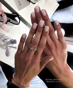 Wonderful Nails, fav article 4194800290 to create. Frensh Nails, Nail Manicure, Pink Nails, Hair And Nails, White Manicure, Cute Acrylic Nails, Cute Nails, Pretty Nails, Classy Nails