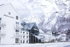 Norway city & fjord winter break with stylish hotel stays & scenic train travel Norway City, Rib Boat, Swiss Chalet, Chalet Style, Open Fires, Hotel Stay, Train Travel, Old Things, Guest Rooms