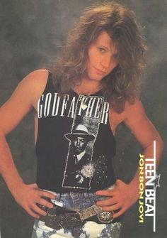 Jon Bon Jovi. Adorable.