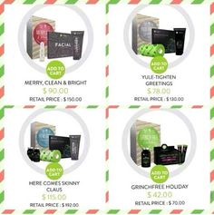 Pick a package and spread some Text CHRISTMAS CHEER to for information on how you can get these prices! It Works Global, My It Works, Holiday Deals, Holiday Gifts, It Works Loyal Customer, Health And Beauty, Health And Wellness, It Works Distributor, It Works Products