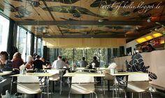 Angel of Berlin: [explores...] Vienna - Café Kunsthalle