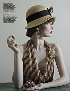 Fashion Copious - Vogue Suggestions by Greg Lotus for Vogue Italia May 2016