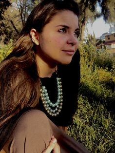 Collar: Quiela / Necklace: Quiela