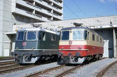 Train Truck, Swiss Railways, Oil Rig, Light Rail, Train Travel, Switzerland, Vintage Trains, Pictures, Europe