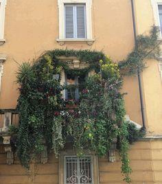 Balcone a Milano // hehe :)