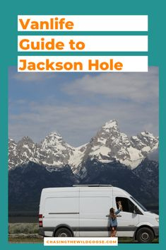Van Life Guide to Jackson Hole Wyoming. How to find free camping in Jackson Hole Wyoming. We list the top things to do in Jackson hole wyoming. Camping Spots, Van Camping, The Wild Geese, Stealth Camping, Life Guide, Life Tips, Grand Teton National Park, National Parks, Jackson Hole Wyoming