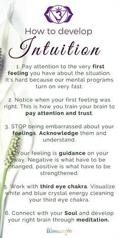 Ways To Develop Your Intuition Spiritual growth group boardOn-board On-board may refer to: 6 Chakra, Chakra Healing, Third Eye Chakra, Chakra Root, Crown Chakra, Mantra, Yoga Kundalini, Les Chakras, Psychic Development