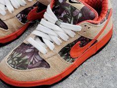 "Nike SB Dunk Low ""Reverse Hunter"" Sample Sneaker (Images)"