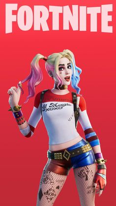 Fortnite is the popular co-op sandbox action survival game, Get some Fortnite harley quinn skin HD images as iPhone android wallpaper phone backgrounds for lock screen Poster art Harley Quinn Disfraz, Joker Y Harley Quinn, Harley Quinn Tattoo, Harley Quinn Drawing, Margot Robbie Harley, Skin Images, Hd Images, Best Gaming Wallpapers, Ios Wallpapers