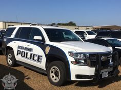 Richardson (TX) Police # 336 Chevy Tahoe