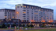 Le Hilton d'Orly, premier hôtel de la chaîne à ouvrir en France, fête ses cinquante ans... (crédit photo DR)