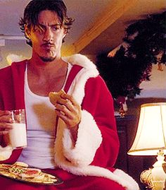 Duke Crocker gif set - Just in time for the holidays!
