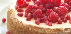 Best-ever baked cheesecake