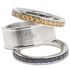 <3 #wedding rings for #sports fans san diego padres