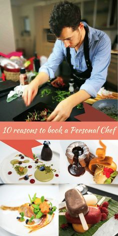 10 Powerful Reasons to Book a Personal Chef for Your Dinner Party. We don't want to ask you to book a chef instead we want to show you first why you should hire a personal chef. That is why we came up 10 powerful reasons that says why you should book a personal chef. Click here to read more >>>