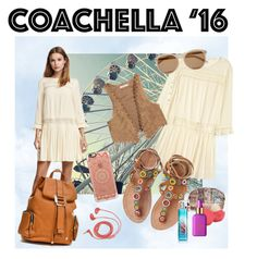 """""""Ready to go"""" by sara-miqdadi on Polyvore featuring Laidback London, Casetify, FOSSIL, Yves Saint Laurent, Dasein, Accessorize, Eos and tarte"""