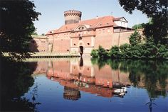 Spandau Citadel - one of the best-preserved Renaissance military structures in Europe Germany Castles, Largest Countries, Tourist Spots, Central Europe, Berlin Germany, Germany Travel, Dresden, Temples, Places Ive Been