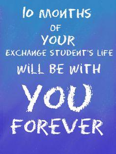 Exchange student quote  #quote #international #exchngestudents