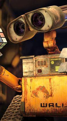 Movie Wallpapers, Cute Cartoon Wallpapers, Cartoon Pics, Pixar Movies, Disney Movies, Wall E Eve, Wallpaper Wall, Pinturas Disney, Disney Phone Wallpaper