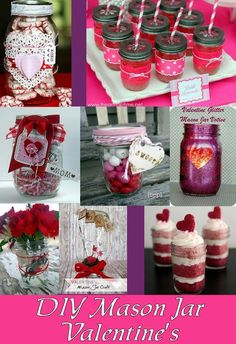 Pressure Cooker Outlet: Valentine's Crafts with Mason Jars Sweetheart picnic!!!