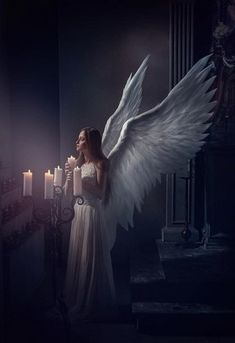 Foto Fantasy, Fantasy Magic, Dark Fantasy, Angel Images, Angel Pictures, Beautiful Angels Pictures, Angels Among Us, Angels And Demons, Angel Warrior