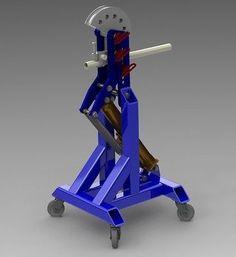 Tubing Bender Plans (DIY) build your own bender