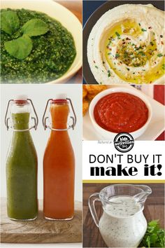 Don't Buy It – Make it!  Things You Never Knew You Can Make Yourself