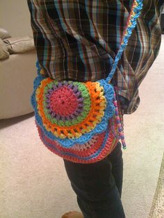 Ravelry: Nicolette888's Girl's purse - San Francisco collection