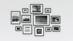 Photo Frame On Wall Rendering Stock Illustration 618528089