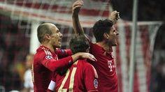 Bayern gólöröm