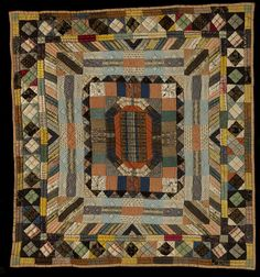 Patchwork bed cover | V Search the Collections