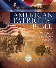 connects history of the US and the people and events of the Bible to our lives in the modern world. The story of the US is wonderfully woven into the teachings of the Bible and includes a beautiful full-color family record section, memorable images from our nation's history and hundreds of enlightening articles which complement the historic King James Version Bible text.
